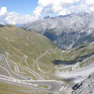 Route motards Timmelsjoch