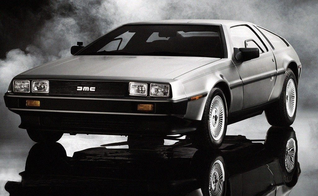 Réédition DeLorean