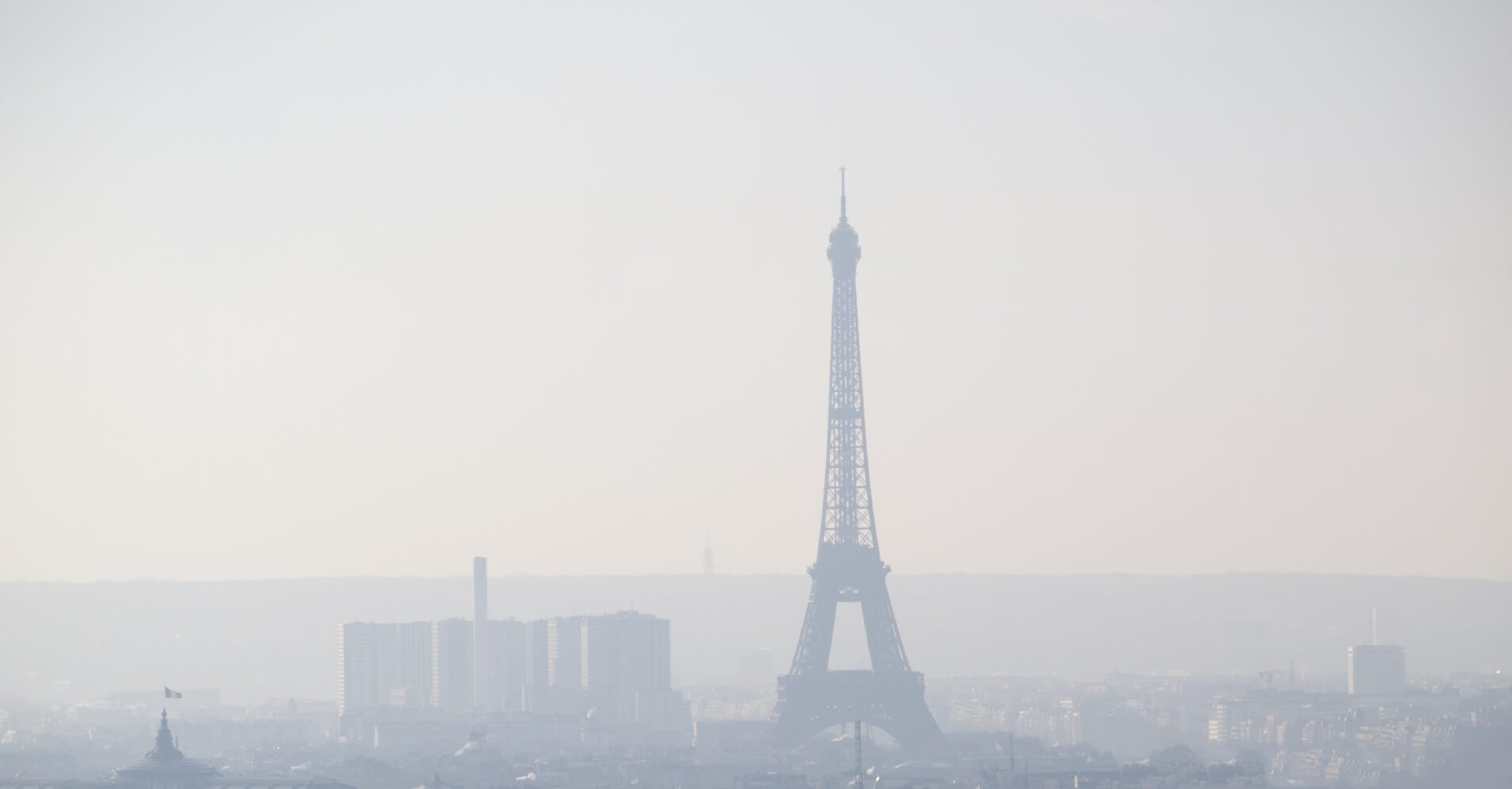 La pollution à Paris