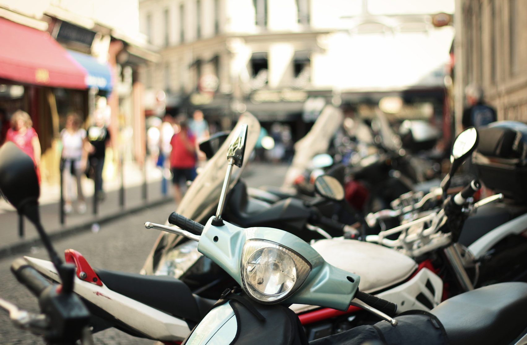 moto et scooter à paris