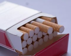 paquet cigarettes